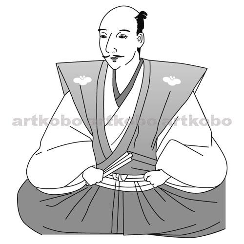 関所 イラスト