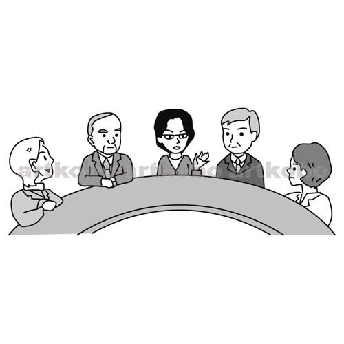 Web教材イラスト図版工房 / S_地方自治における法の制定(2)