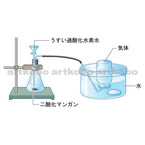 水 酸化 二酸化 水素 過 マンガン